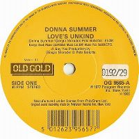 Cover Donna Summer - Love's Unkind