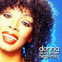 Cover Donna Summer - Mega-Mixx
