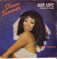 Cover Donna Summer - Our Love