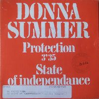 Cover Donna Summer - Protection