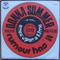 Cover Donna Summer - Rumour Has It