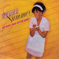 Cover Donna Summer - She Works Hard For The Money