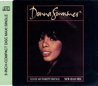 Cover Donna Summer - State Of Independence (New Bass Mix)