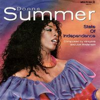 Cover Donna Summer - State Of Independence