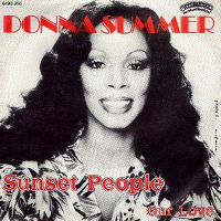Cover Donna Summer - Sunset People