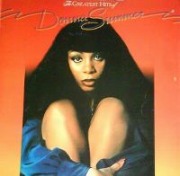 Cover Donna Summer - The Greatest Hits Of Donna Summer