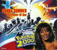 Cover Donna Summer - The Power Of One