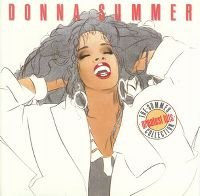 Cover Donna Summer - The Summer Collection - Greatest Hits