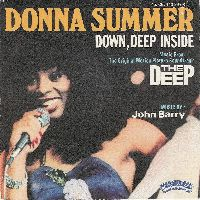 Cover Donna Summer - Theme From The Deep (Down, Deep Inside)