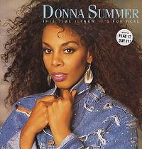 Cover Donna Summer - This Time I Know It's For Real
