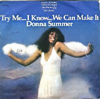Cover Donna Summer - Try Me, I Know We Can Make It