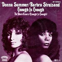 Cover Donna Summer / Barbra Streisand - (No More Tears) Enough Is Enough