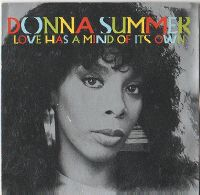 Cover Donna Summer & Matthew Ward - Love Has A Mind Of Its Own