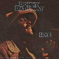 Cover Donny Hathaway - Live