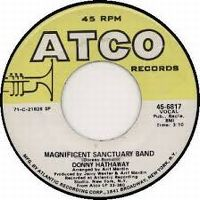 Cover Donny Hathaway - Magnificent Sanctuary Band