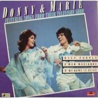 Cover Donny & Marie Osmond - Donny & Marie Featuring Songs From Their Television Show