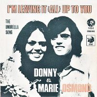 Cover Donny & Marie Osmond - I'm Leaving It (All) Up To You