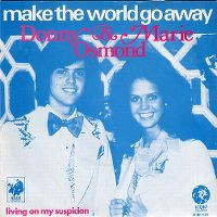 Cover Donny & Marie Osmond - Make The World Go Away