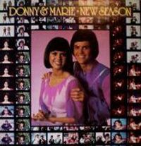Cover Donny & Marie Osmond - New Season
