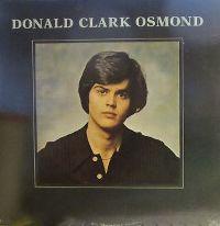 Cover Donny Osmond - Donald Clark Osmond