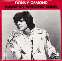 Cover Donny Osmond - Hawaiian Wedding Song (Ke Kali Nei Au)