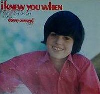Cover Donny Osmond - I Knew You When
