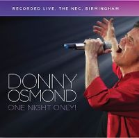 Cover Donny Osmond - One Night Only