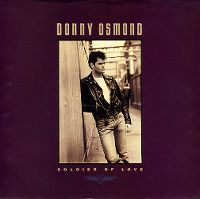 Cover Donny Osmond - Soldier Of Love
