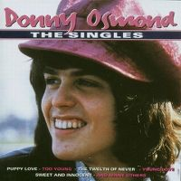 Cover Donny Osmond - The Singles