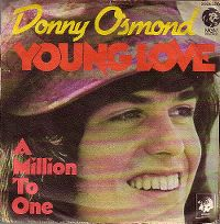 Cover Donny Osmond - Young Love