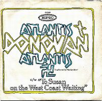Cover Donovan - Atlantis