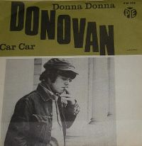 Cover Donovan - Donna Donna