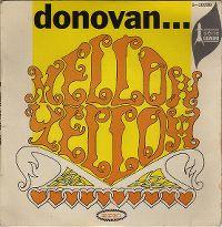Cover Donovan - Mellow Yellow