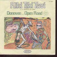 Cover Donovan - Riki Tiki Tavi