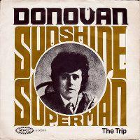 Cover Donovan - Sunshine Superman