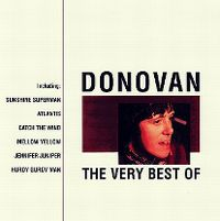 Cover Donovan - The Very Best Of