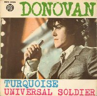 Cover Donovan - Turquoise