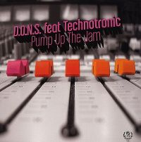 Cover D.O.N.S. feat. Technotronic - Pump Up The Jam 2005