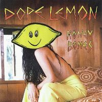 Cover Dope Lemon - Honey Bones