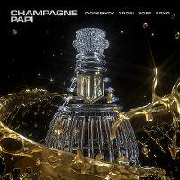 Cover Dopebwoy, 3robi & Boef feat. SRNO - Champagne Papi