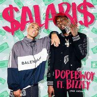 Cover Dopebwoy feat. Bizzey - Salaris