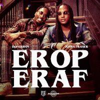 Cover Dopebwoy & Jonna Fraser - Erop eraf