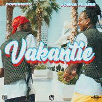 Cover Dopebwoy & Jonna Fraser - Vakantie