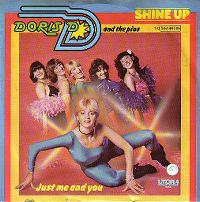 Cover Doris D And The Pins - Shine Up