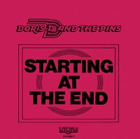 Cover Doris D And The Pins - Starting At The End