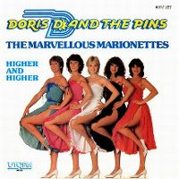 Cover Doris D And The Pins - The Marvellous Marionettes