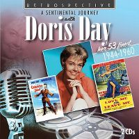Cover Doris Day - A Sentimental Journey With Doris Day - Her 53 Finest 1944-1960
