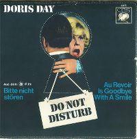 Cover Doris Day - Do Not Disturb