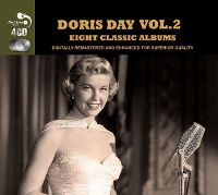 Cover Doris Day - Eight Classic Albums Vol. 2