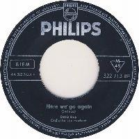 Cover Doris Day - Here We Go Again